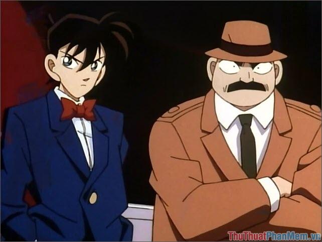 Các nhân vật cảnh sát của sở cảnh sát Tokyo