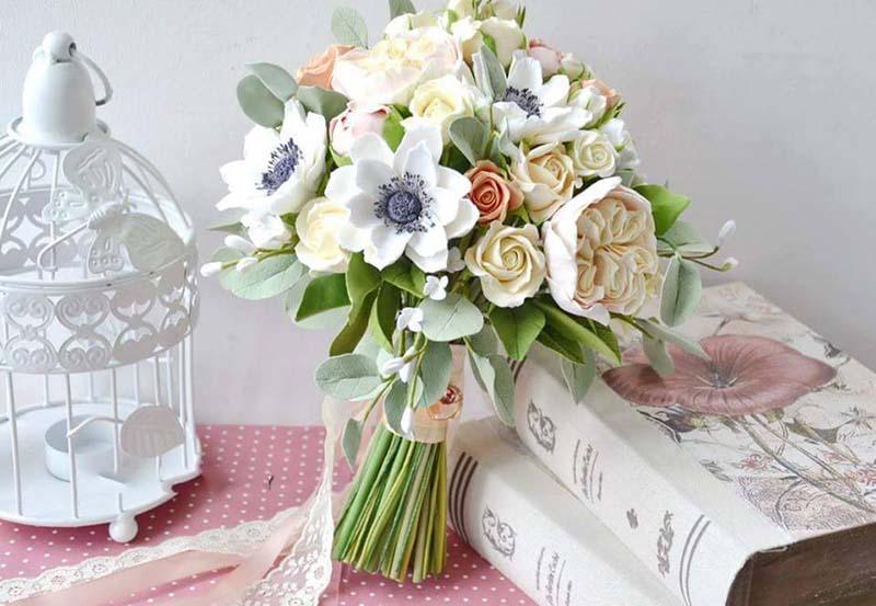 Cung cấp hoa cưới giá rẻ