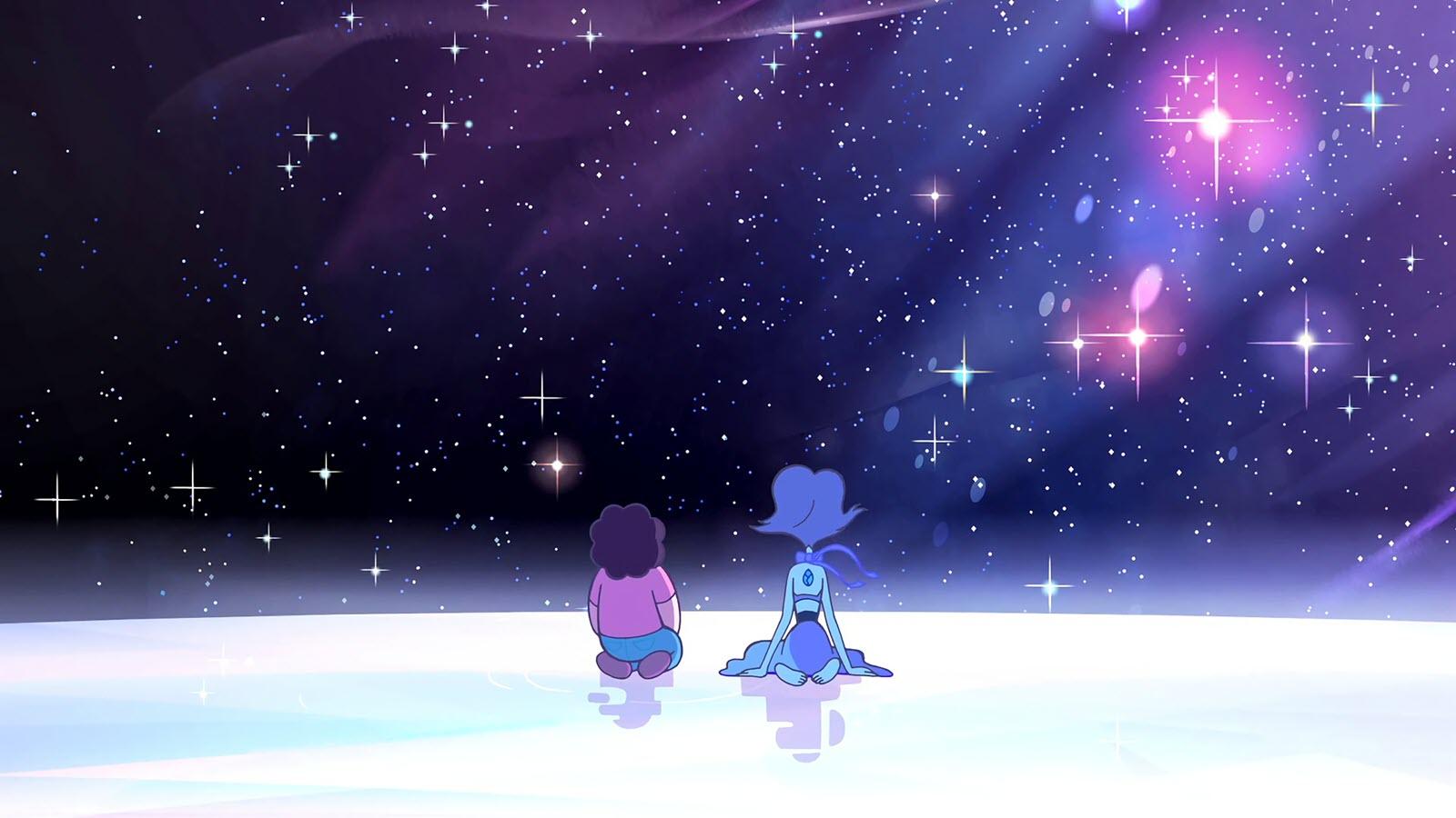 Hình ảnh anime galaxy đẹp