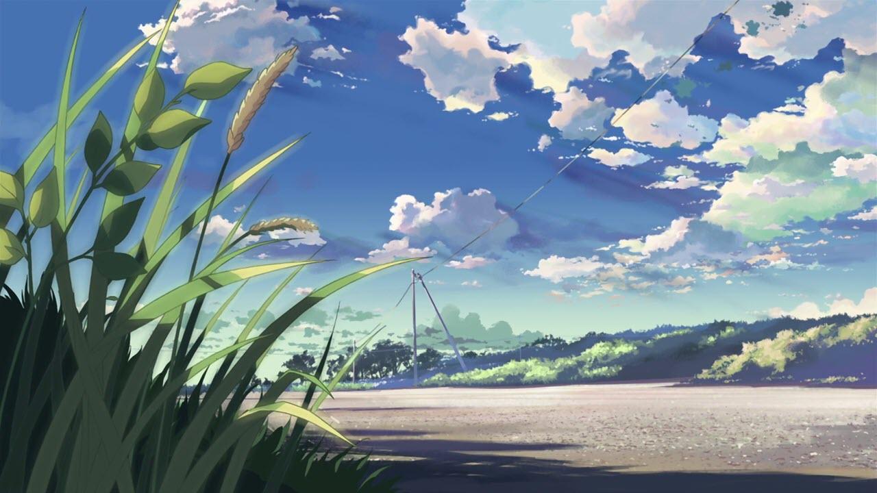 Hình ảnh anime phong cảnh