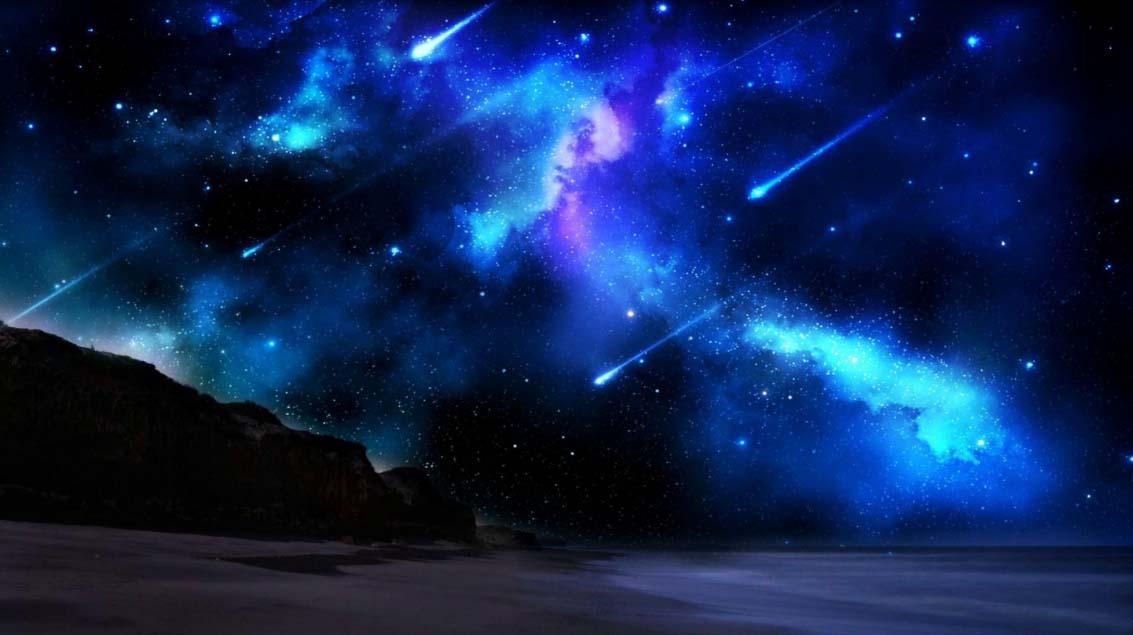 Hình ảnh đẹp về anime galaxy