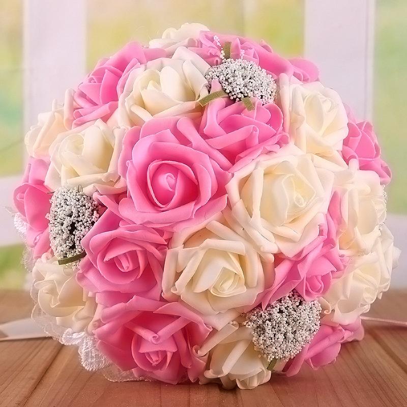 Hình ảnh hoa cưới đẹp cho cô dâu