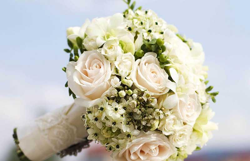 Hình ảnh hoa cưới kiểu tây đẹp