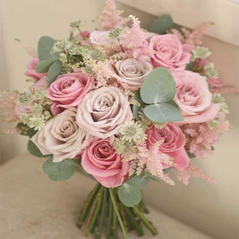 Hoa cưới cô dâu đẹp cho ngày cưới