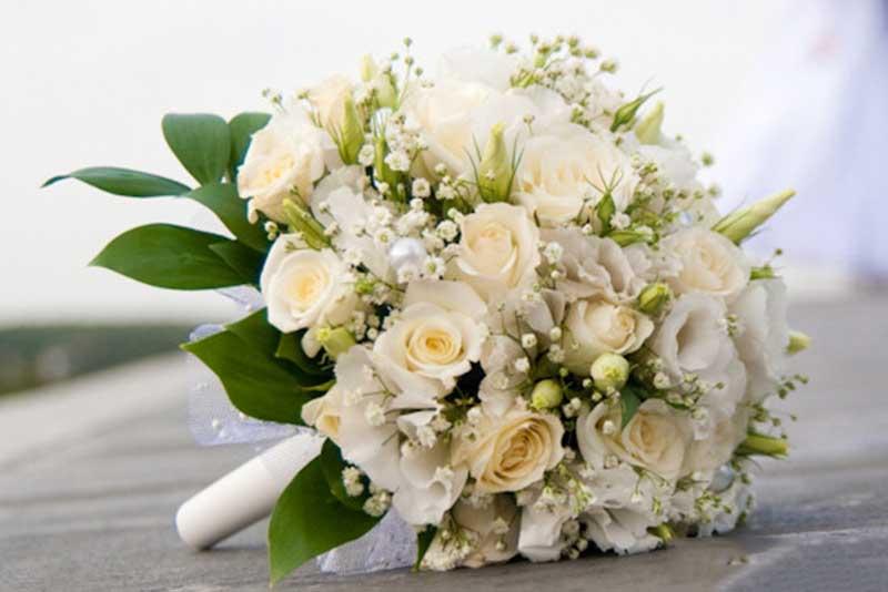 Hoa cưới đẹp cho hình nền máy tính
