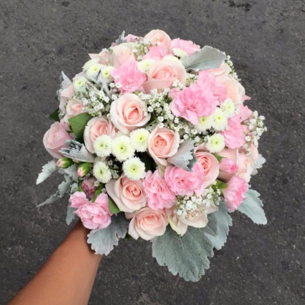 Hoa cưới hải phòng đẹp nhất cho cô dâu chú rể