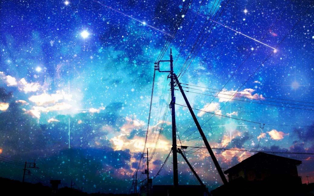 Những ảnh anine galaxy đẹp