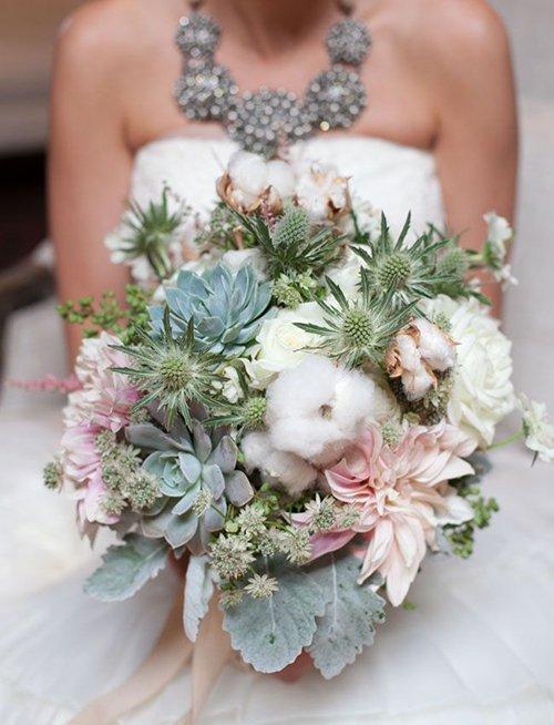 Những kiểu hoa cưới đẹp cho cô dâu