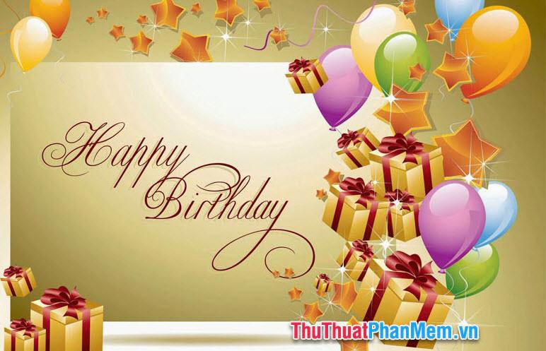 Những lời chúc sinh nhật bá đạo nhất - 3