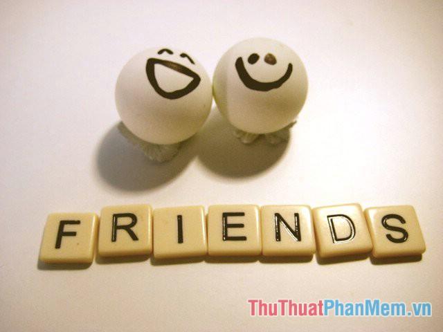 Một tình bạn đẹp trong cuộc sống