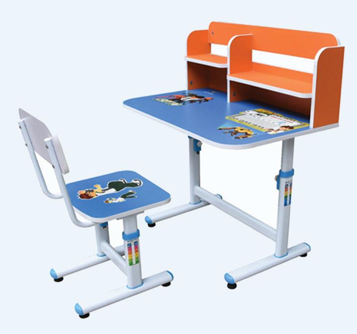 Mẫu bàn ghế đẹp cho học sinh cấp 1