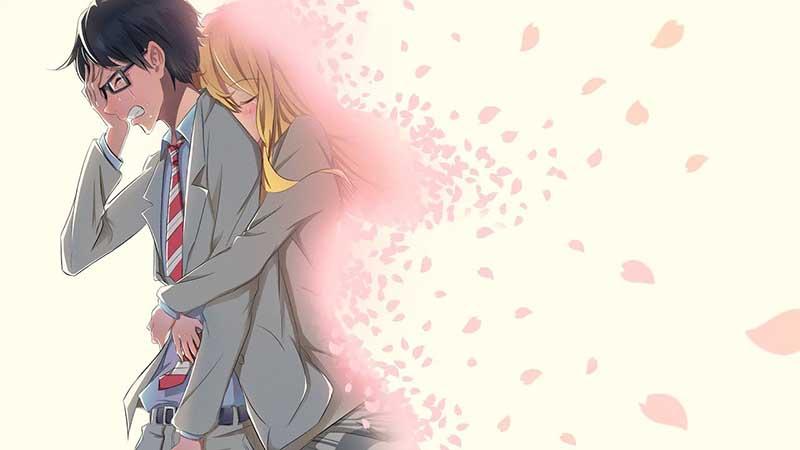 Hình ảnh anime buồn về tình bạn