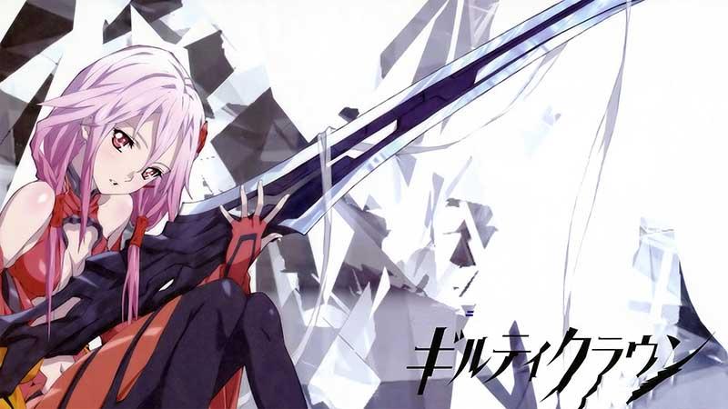 Hình ảnh anime girl buồn trắng đen