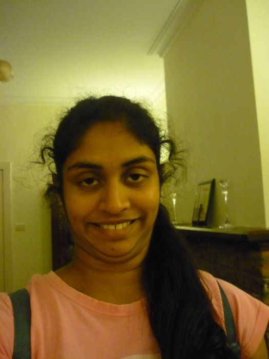 Hình ảnh cô gái xấu nhất thế giới