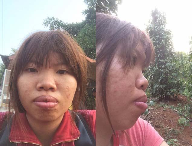 Hình ảnh gái xấu