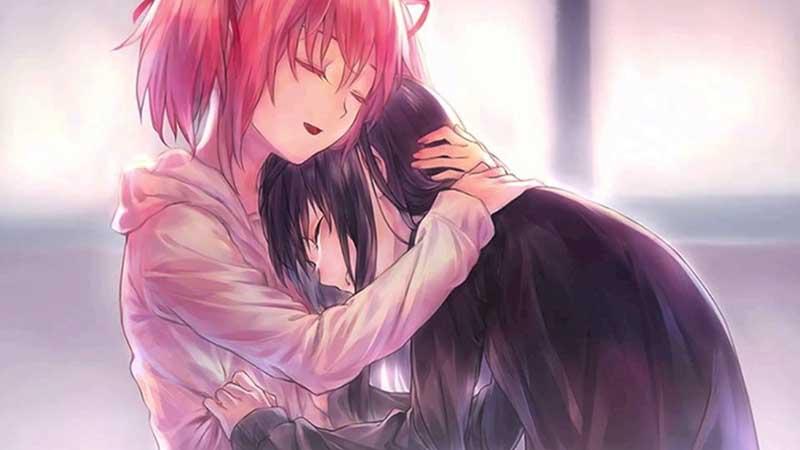 Hình ảnh nền anime boy buồn