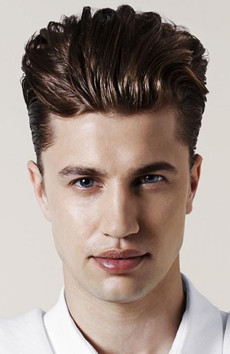 Kiểu tóc Pompadour đẹp cho chàng