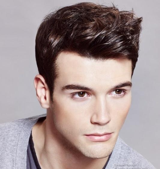 Kiểu tóc Rocker dành cho nam đẹp nhất