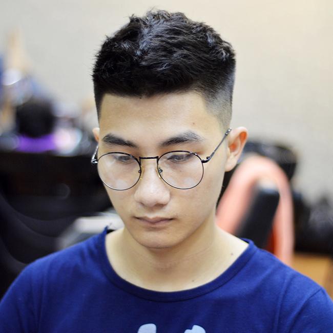 Mẫu tóc nam ngắn Hàn quốc