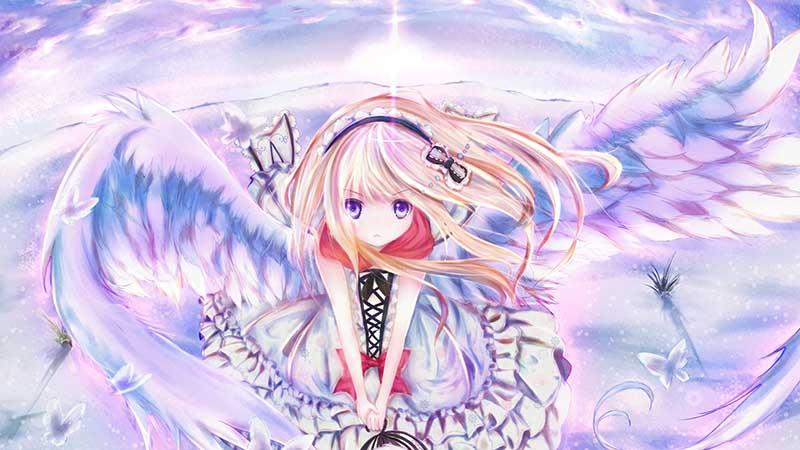 Sưu tập hình ảnh anime girl buồn lạnh lùng
