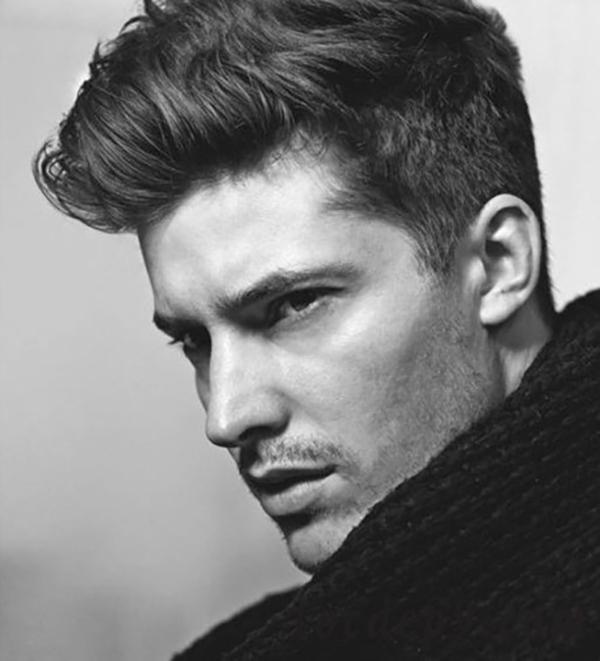 Tổng hợp những kiểu tóc vuốt ngược dành cho nam tóc ngắn đẹp nhất