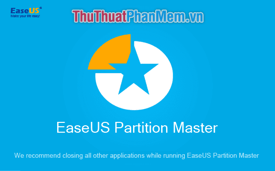 (Giveaway) Bản quyền miễn phí EaseUS Partition Master Professional Edition Phần mềm quản lý ổ cứng tốt nhất
