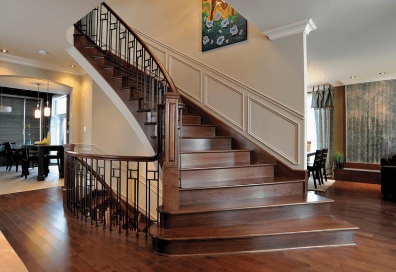 Các mẫu cầu thang đẹp