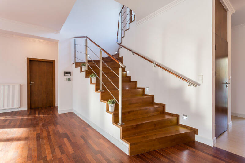 Mẫu cầu thang đẹp nhất và đơn giản