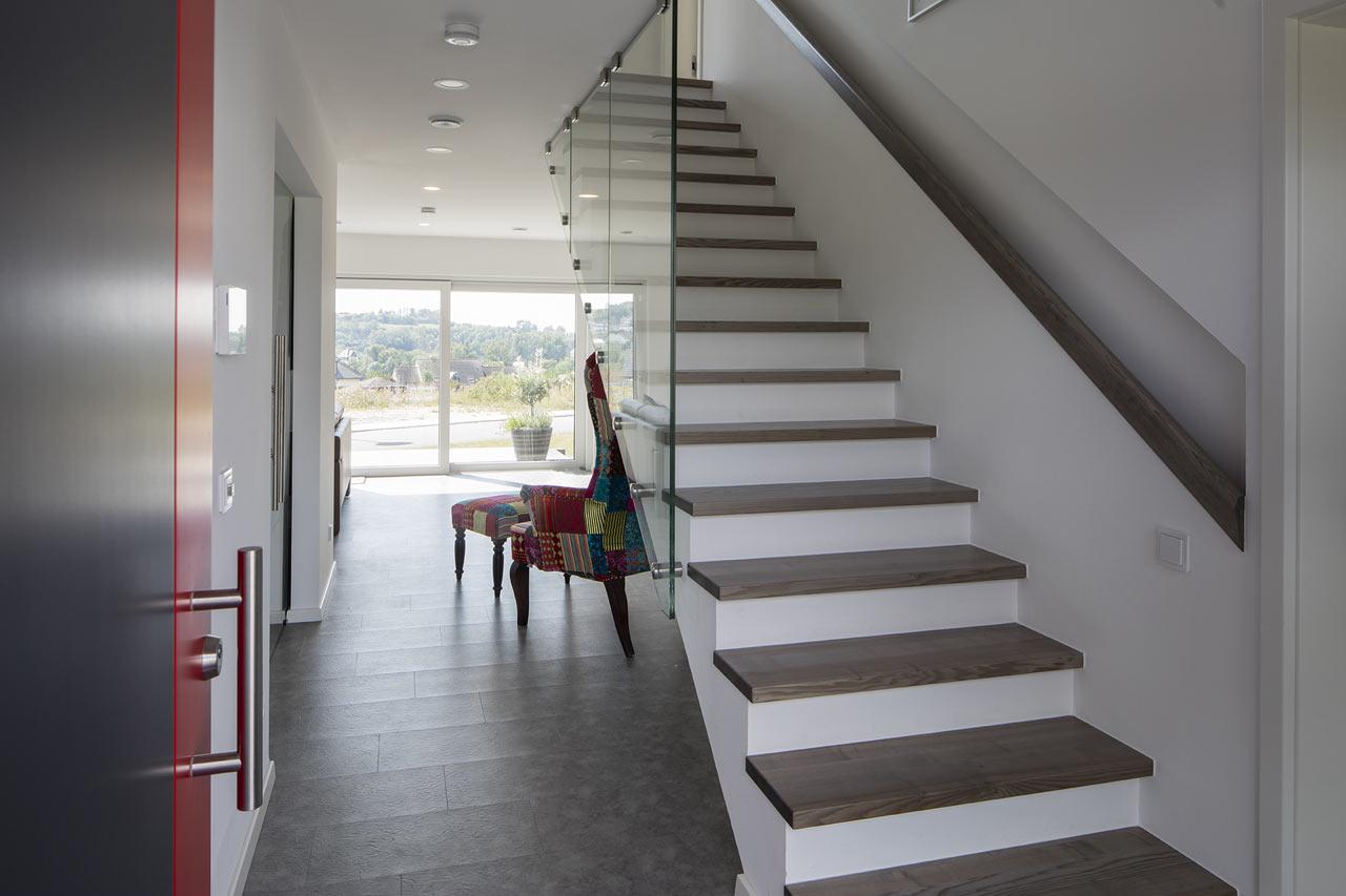 Mẫu cầu thang đẹp và đơn giản nhất