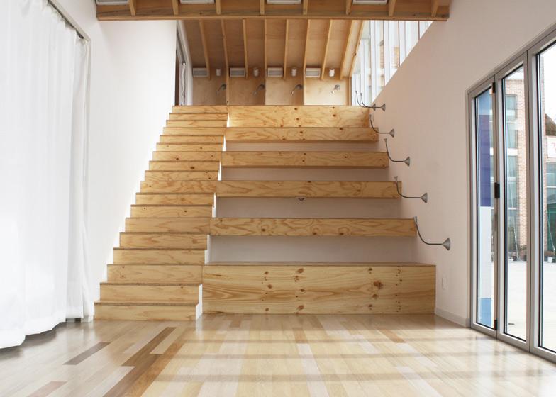 Mẫu cầu thang đẹp và đơn giản