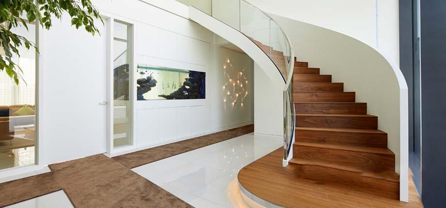 Mẫu cầu thang hiện đại và đẹp