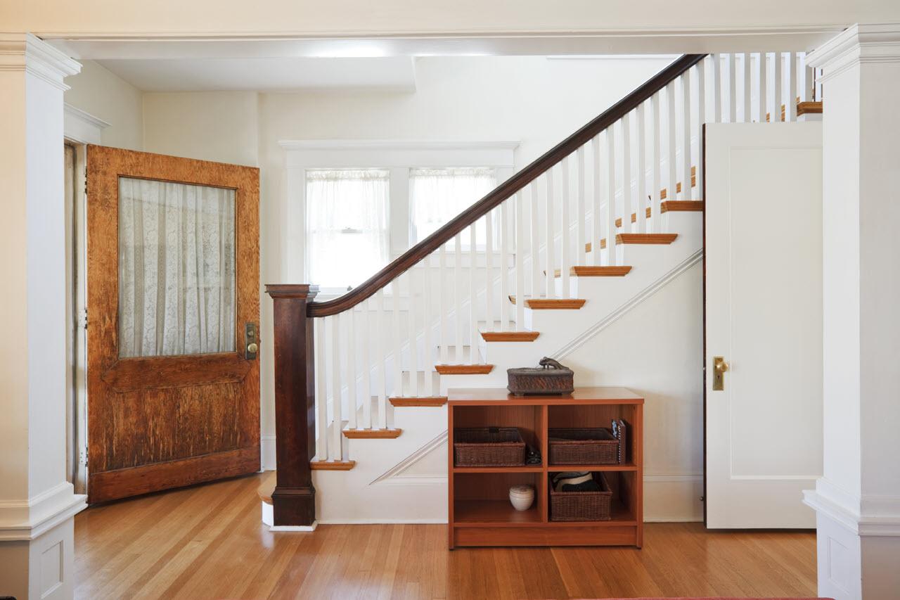 Những mẫu cầu thang đơn giản và đẹp