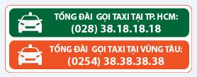 Số tổng đài xe taxi Phương Trang