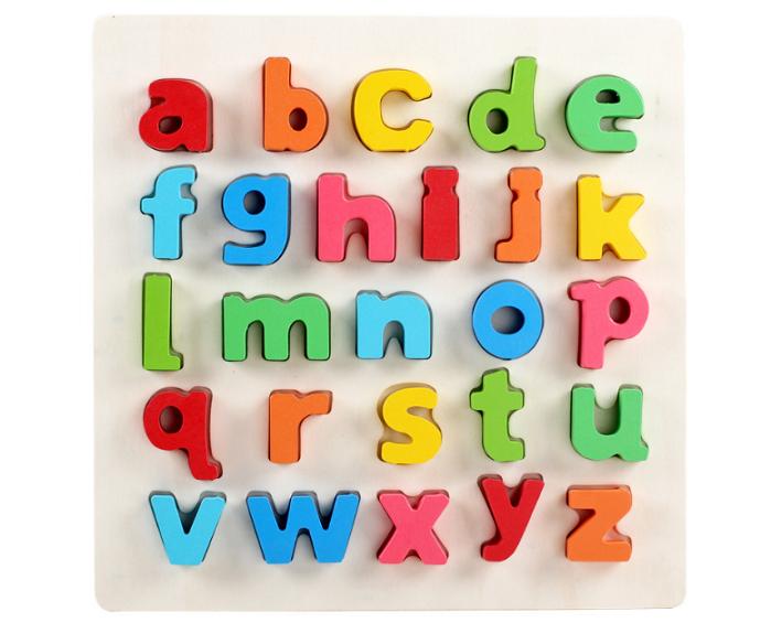Bảng chữ cái tiếng Anh in thường