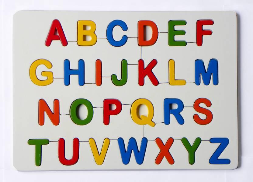 Bảng chữ in hoa chữ cái tiếng Anh
