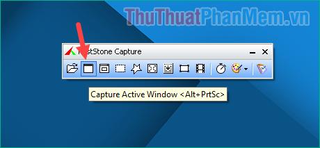Chế độ chụp Capture Active Windows
