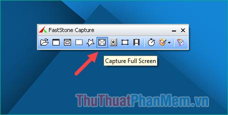 Chế độ chụp Capture Full Screen