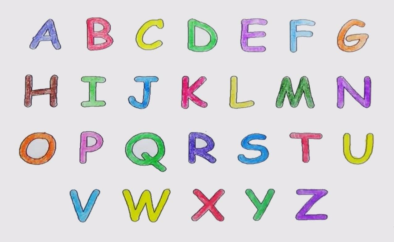 Hình ảnh 24 chữ cái tiếng Anh