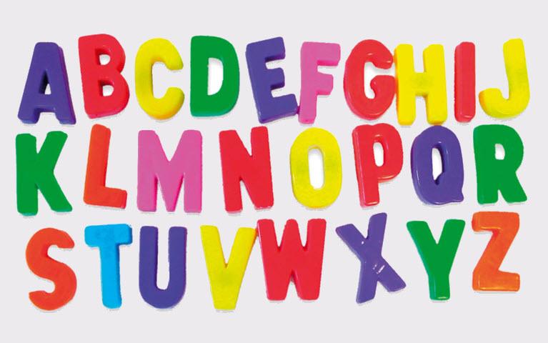 Hình ảnh bảng chữ cái abc tiếng Anh