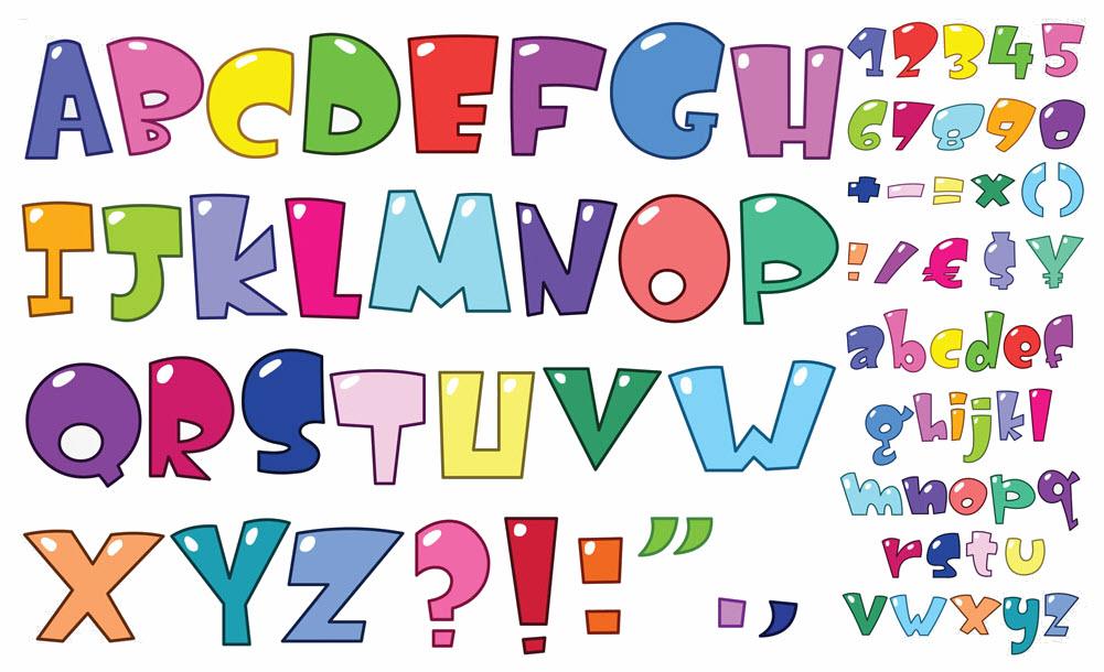 Hình ảnh chữ cái Tiếng Anh