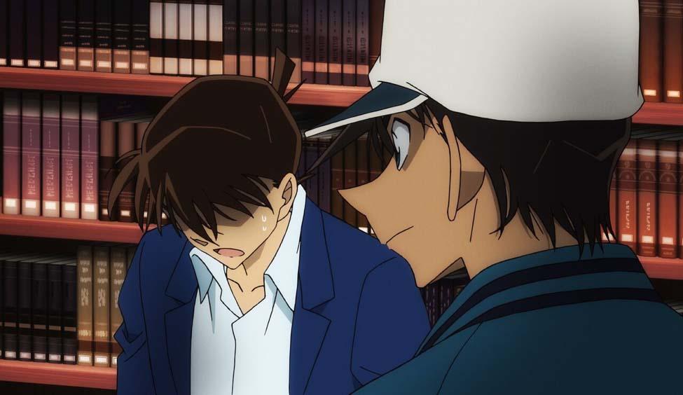 Hình ảnh shinichi và heiji