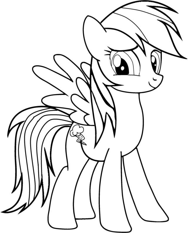 Ngựa Pony đẹp