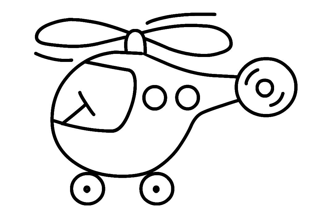 Tranh tập tô màu cho bé trai 3 tuổi