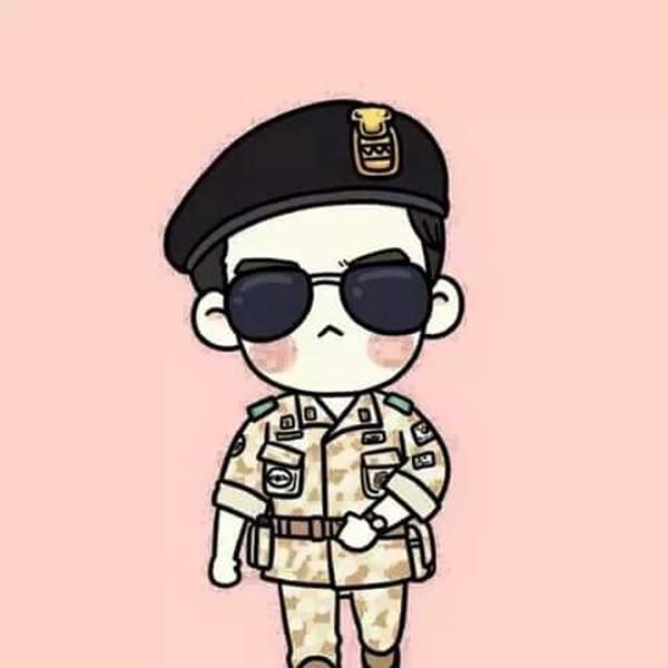 Ảnh đại diện cute cho fb