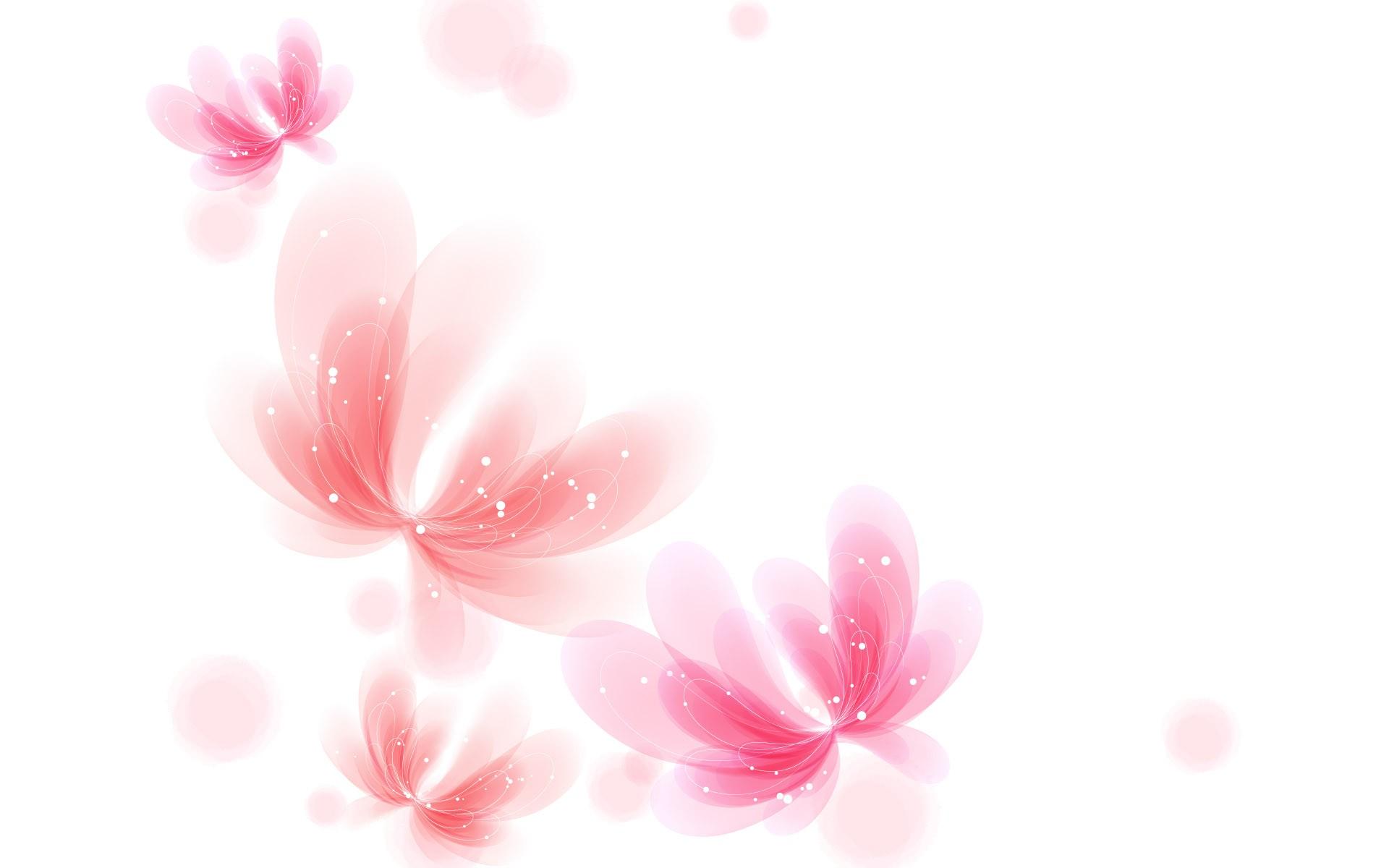 Ảnh nền màu trắng hồng