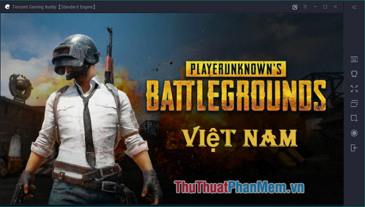 Cách tải và cài đặt PUBG Mobile VNG trên Tencent Gaming Buddy