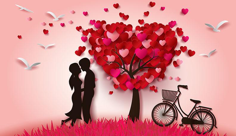 Hình ảnh đẹp nói về tình yêu