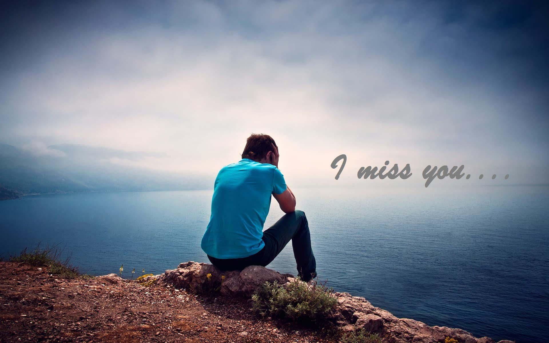 Hình ảnh tình yêu buồn