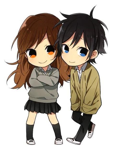Hình ảnh về tình yêu anime