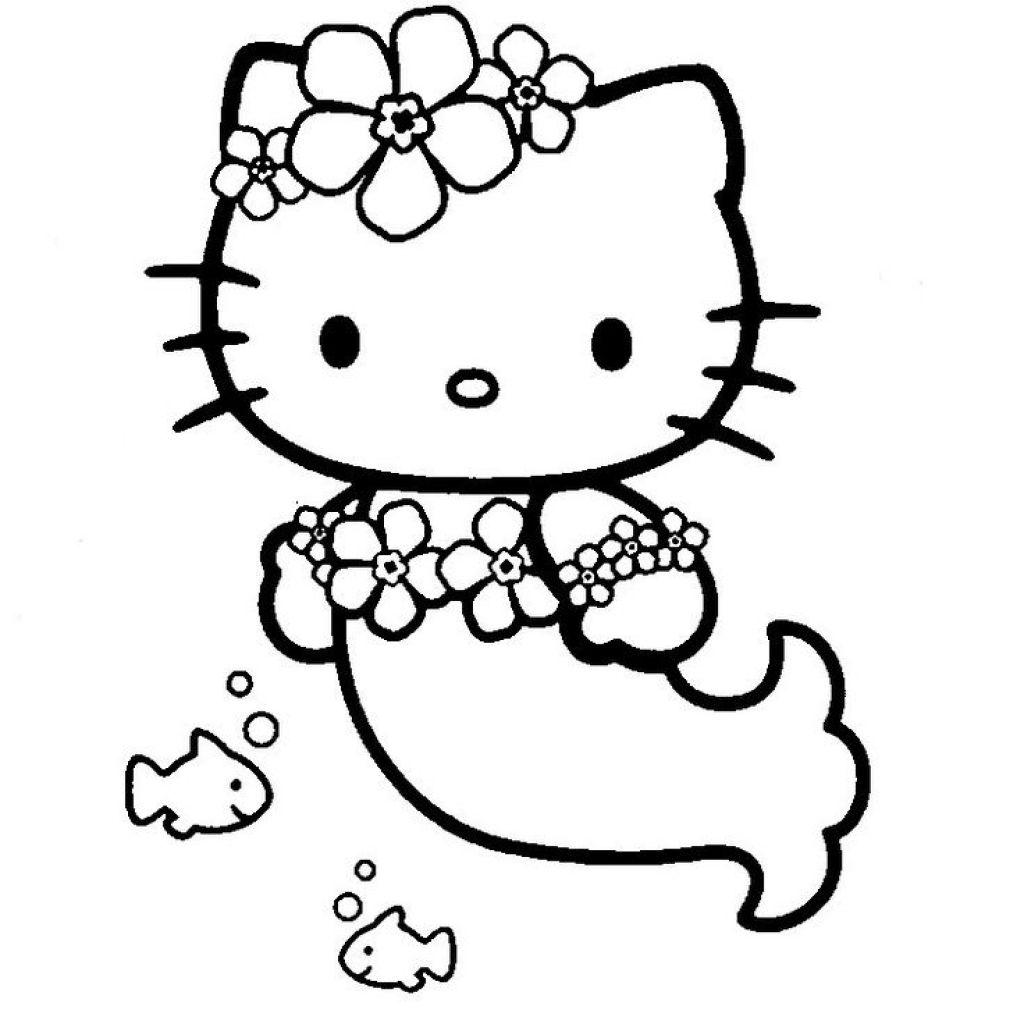 Tập tô màu Kitty